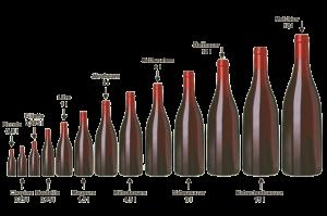 potin du marché bouteilles-vin