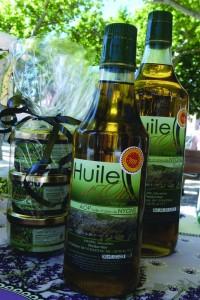 Salon-Saveur-Gourmandises-Cerny- Essonne-Huile Olive Nyons Maurel 1