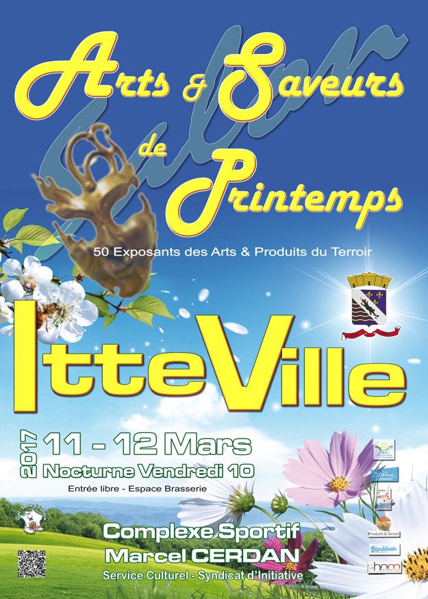 Salon-Arts-saveurs-Printemps-Itteville-Essonne-2017