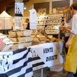 De la Saint-Jacques fraiche et du homard ... vivant !
